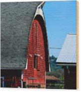 Working Barn Wood Print
