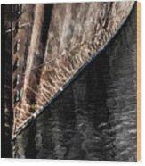 Works Of The Journey II13 Wood Print