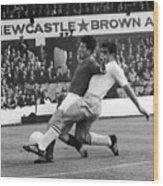 World Cup, 1966 Wood Print