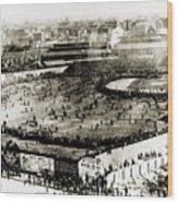 World Series, 1903 Wood Print
