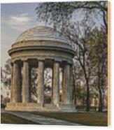 World War I Memorial Wood Print