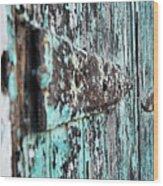 Worn Wood Print