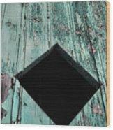 Worn2 Wood Print