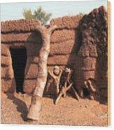 Wourbira 1987 Wood Print