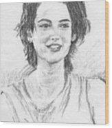 W.r. Wood Print