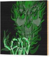 Wraith Wood Print