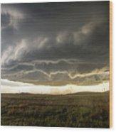 Wray Colorado Tornado 021 Wood Print
