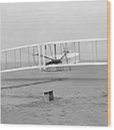 Wright Brothers, 1903 Wood Print