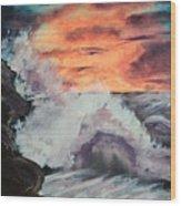 Wrightsville Beach North Carolina Wood Print