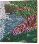 Wrsp August  Wood Print