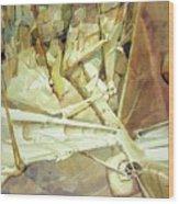 Ws1976ny009 Momento Alegre 26x19.5 Wood Print