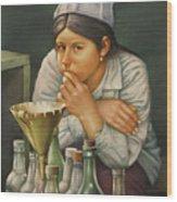 Ws1979bo014 Lusila La Paz 14x20 Wood Print