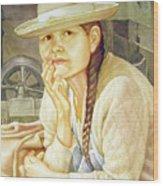Ws1995dc003 Ana 15x19.75 Wood Print