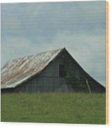 Wv Barn Wood Print