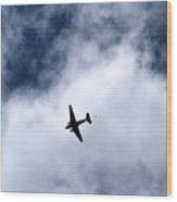 Douglas C-47 Skytrain 2 - The Drop Wood Print