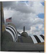 Douglas C-47 Skytrain 1 Wood Print