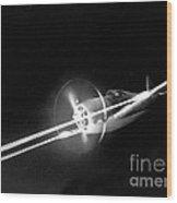 Wwii, Republic P-47 Thunderbolt Wood Print