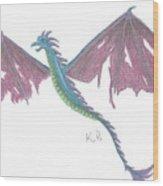 Wyrven Wood Print