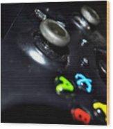 Xbox One Xyab Wood Print