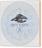Xenos Edition Logo Wood Print