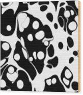 Xloygg Wood Print
