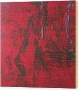 Xz67 Nebula Wood Print