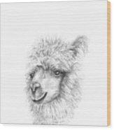 Yakob Wood Print