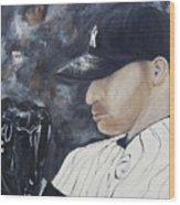 Yankee Andy Wood Print