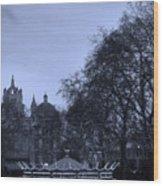 Ye Olde Fayre Wood Print