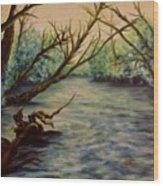 Yellow Breeches Creek Pennsylvania Wood Print