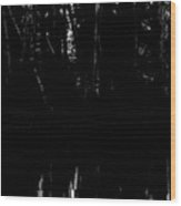Yellowstone Panel 3 Wood Print