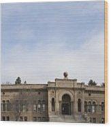 Yerkes Observatory Wood Print