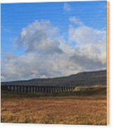 Yorkshire Dales - 26 Wood Print