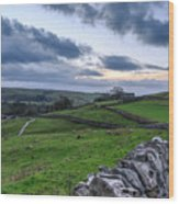 Yorkshire Dales - 31 Wood Print