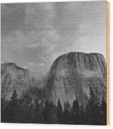 Yosemite 6 Wood Print