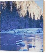 Yosemite National Park, California Wood Print