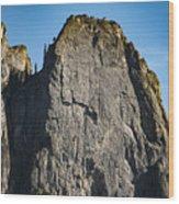 Yosemite Valley 1 Wood Print
