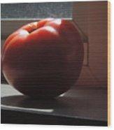 You Say Tomato Wood Print