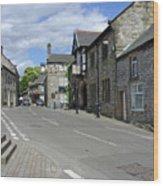 Youlgrave - Derbyshire Wood Print