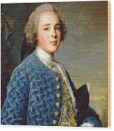 Young Boy Percy Wyndham Wood Print