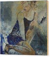 Young Girl 5689474 Wood Print