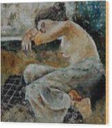 Young Girl  679050 Wood Print