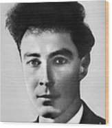 Young Robert Oppenheimer Wood Print