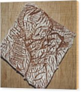 Your Shape - Tile Wood Print