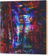 Yp-008 Wood Print