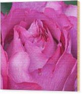 Yves Piaget Rose Wood Print