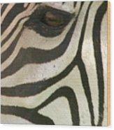 Z-eye Wood Print