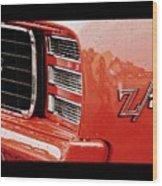 Z28 Wood Print