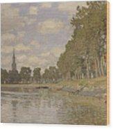 Zaandam Wood Print