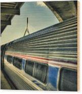 Zakim Wood Print